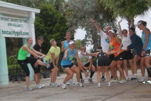 Dara's Running Speed Group 2011